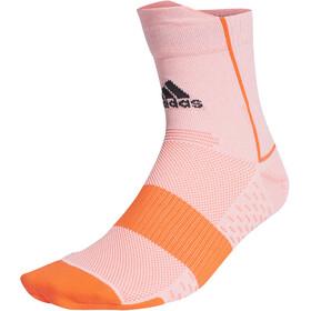 adidas RUNadiZero Ankle Socks Men, arancione